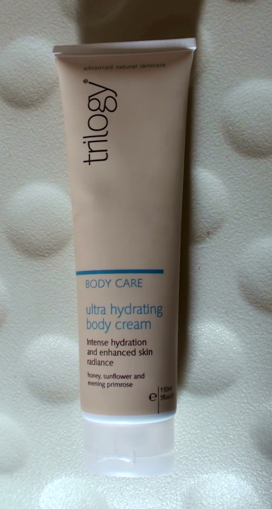 Trilogy Body Cream