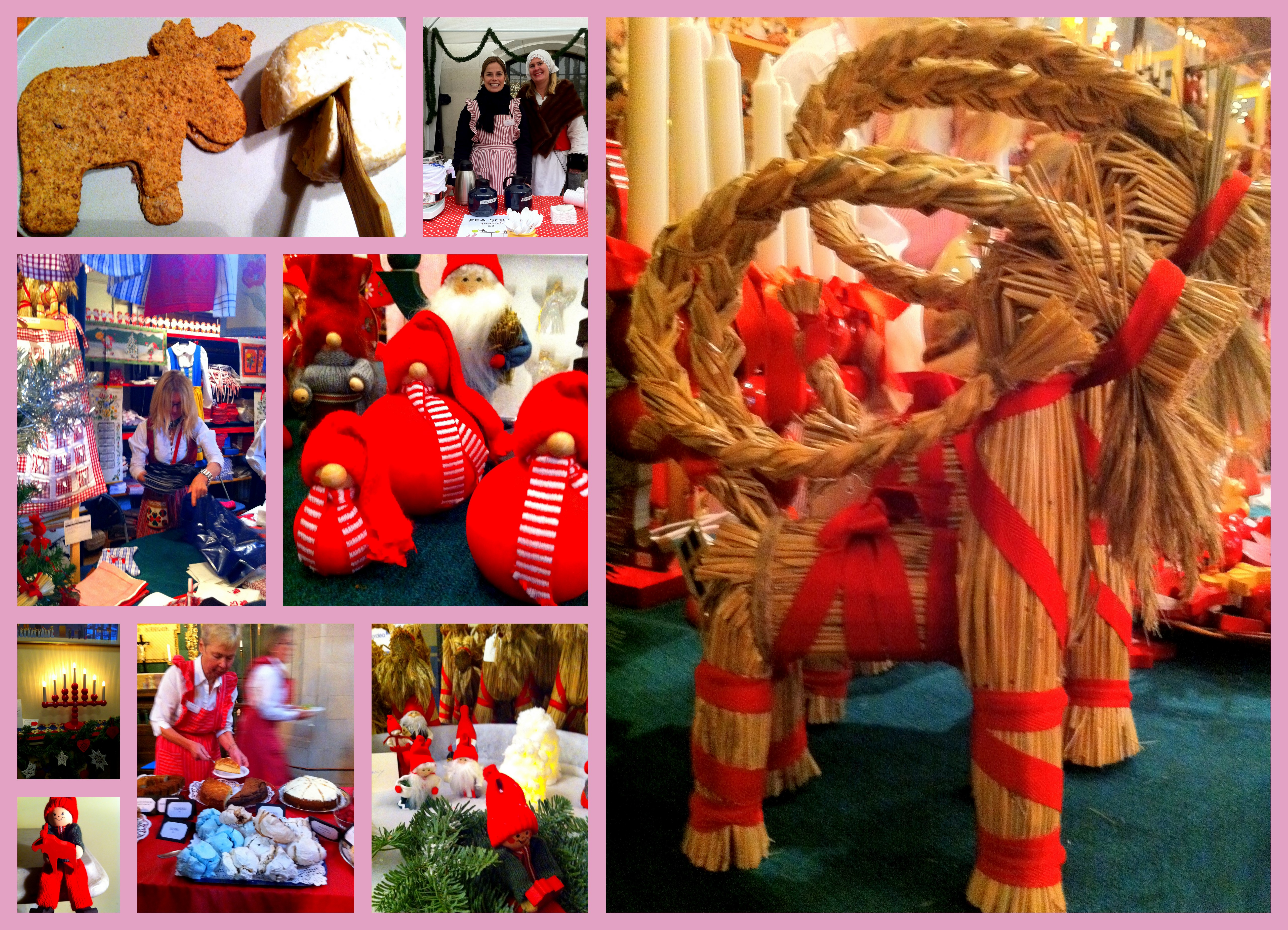 Christmas Crafts Fair In London