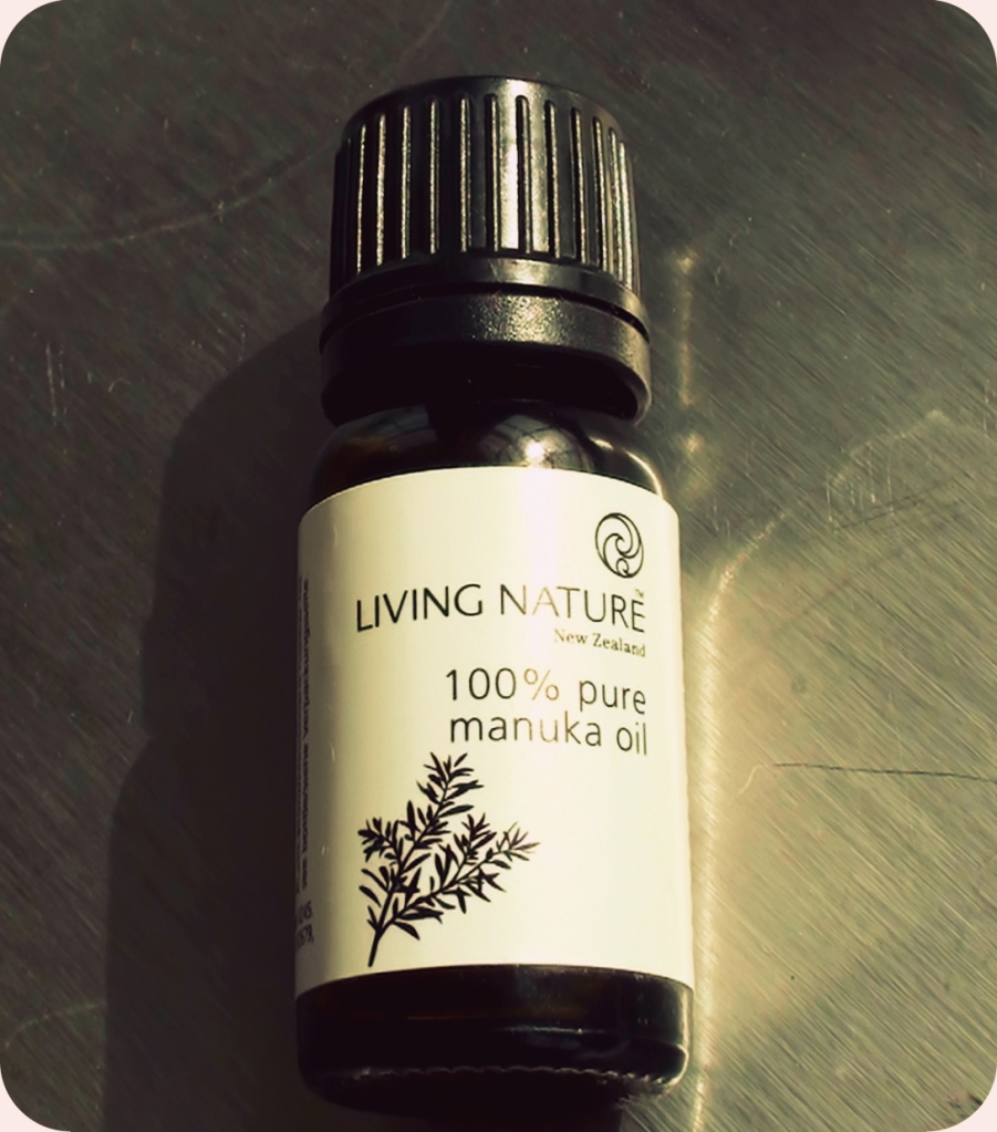 Manuka Oil Living Nature