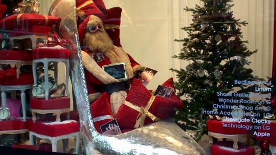 Selfridges christmas windows
